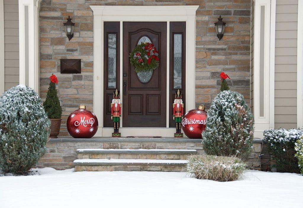 Esthétique de la porte en bois